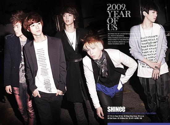 SHINee. Shinee1